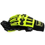 BlackCanyon Heavy Duty Hi-Vis Glove with Kevlar