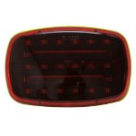 Blazer Magnetic Emergency LED Warning Light, Red
