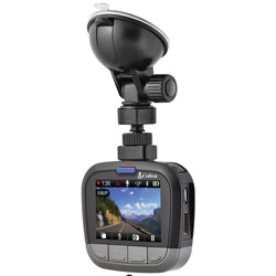 Cobra Drive HD Dash Cam with Bluetooth Technology