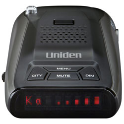 Uniden Radar Detector with Voice Alert