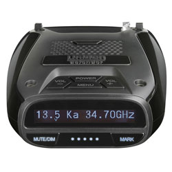 Uniden Radar Detector with GPS with Red Light Camera Alert