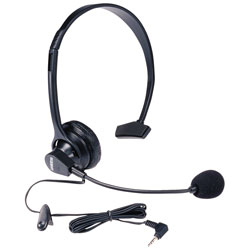 Uniden Headset for GMRS or Telephones