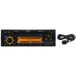 Jensen Heavy Duty AM/FM/CD/WXA/USB Receiver with Mic