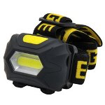 LUMAgear Head Lamp with Tilt, 135 Lumens