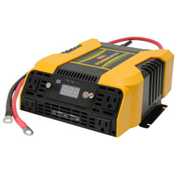 PowerDrive 2000 Watt Power Inverter, AC, USB, APP, Bluetooth