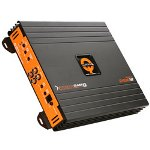 Quantum Audio 1-Channel Mono Class D Amplifier, 2400W