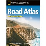 National Geographic Road Atlas with Scenic Drives Edition