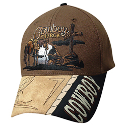 Capsmith - Cowboy Church Cap