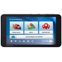 "Rand McNally TND 540 Navigation with 5"" Display, WiFi and Low Profile Design"