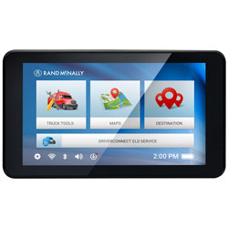 "Rand McNally IntelliRoute TND 740 LM 7"" GPS"