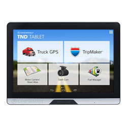 "Rand McNally 8"" TND Tablet Truck GPS, Android Tablet"