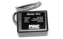 PAC Low Voltage Trigger - Remote Turn On