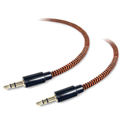 Mizco, ToughTested 6' Tough Tested Auxiliary Cable