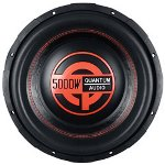 "Quantum Audio 12"" Q5000 Series 4 Ohm DVC Subwoofer, 5000W"