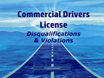 CDL Disqualifications & Violations Training DVD
