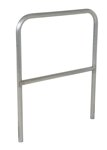 "Aluminum Pipe Safety Railing, 36""L"