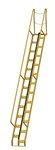 Alternating Tread Ladder, 14ft High