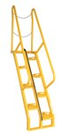 Alternating Tread Ladder, 5ft High