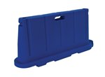 Stackable Poly Barricade, Blue