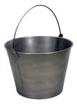 Stainless Steel Bucket, 5 Gallon