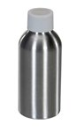 Aluminum Metal Bottle, 2oz.