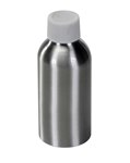 Aluminum Metal Bottle, 4oz.
