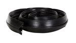 Extruded Rubber Cable Protector, 12' x 6""