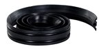 Extruded Rubber Cable Protector, 12'