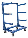 "Portable Cantilever Cart, 30""W x 48""L"