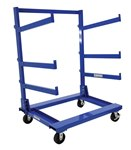 "Portable Cantilever Cart, 36""W x 48""L"