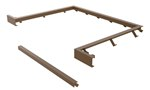Dock Leveler Curb Angle Set, 6' x 6'