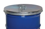 Open Head Galvanized Steel Drum Cover with Handle