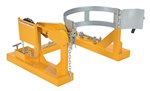Fork Truck Drum Carrier, Rotator