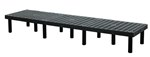 "Dunnage Rack, Grid Top, 96"" x 24"""