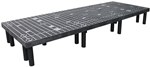 "Dunnage Rack, Grid Top, 96"" x 36"""
