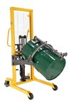 Drum Lifter, Rotator, Transporter, with Steel Jaw
