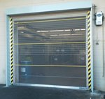 Dock Wire Mesh Door, 10' x 10'