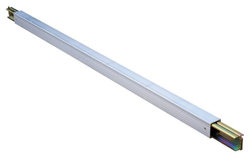 One Piece Aluminum E-Track Deck Beam, 96""