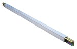 One Piece Aluminum E-Track Deck Beam, 96