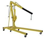 Air/Hand Pump Hydraulic Crane