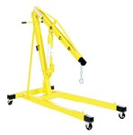 Engine Hoist with Telescopic Legs, 4k