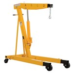 Engine Hoist with Telescopic Legs, 6k