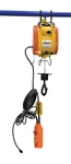 Electric Hanging Cable Hoist, 700lb