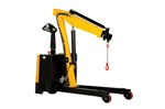 Electric Powered Floor Crane, 2.5k