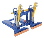 Automatic Eagle Beak Drum Lifter, 2 Drum, Belt Saddle
