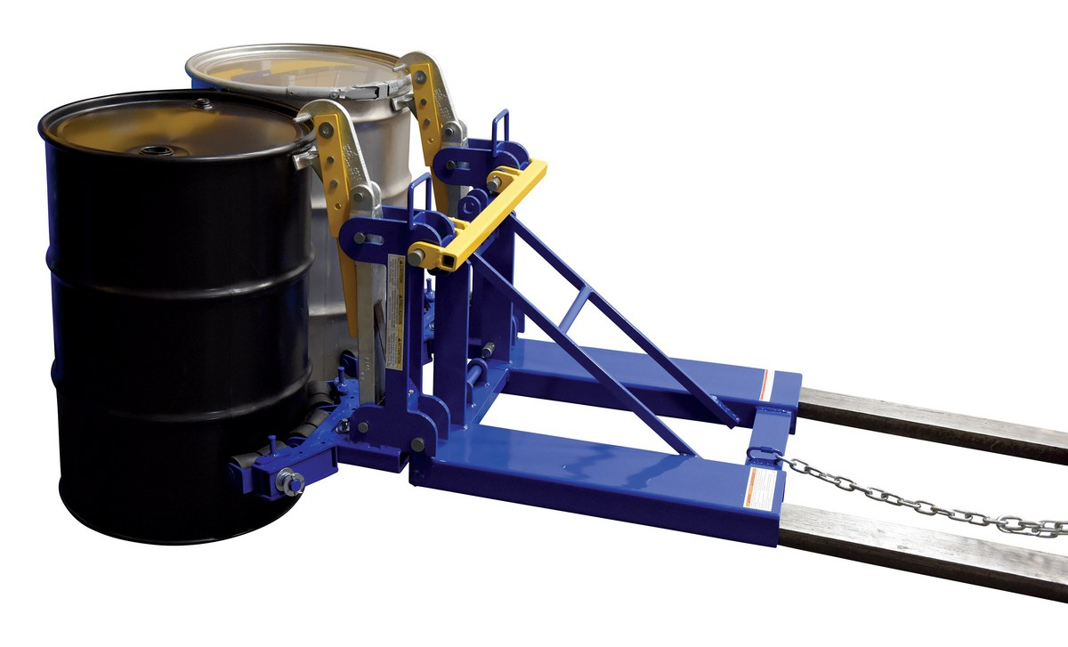 Automatic Eagle Beak Drum Lifter, 2 Drum, 3 Saddle Roller