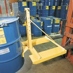 Fork Mounted Drum Lifter, 1.5k