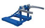 Fork Mounted Poly Drum Handler, 1.1k