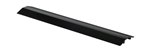 "Extruded Aluminum Hose & Cable Crossover, Black, 36"" x 7"""