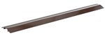 "Extruded Aluminum Hose & Cable Crossover, Brown, 48"" x 7"""